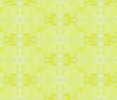 Follow Your #Heart Flock by SPKCreative #Fabric and #Wallpaper http://www.spoonflower.com/collections/78941 #butterflies #butterfly #decor #colorful #modern #yellow #lemon #sunshine #white