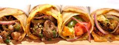How to Make Vegetable Kati Roll