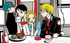Acca kansatsuka by Ono-Natsume. What Is Like, Me Me Me Anime, Manga Anime, Joker, Fan Art, Comics, Illustration, Artist, Cute