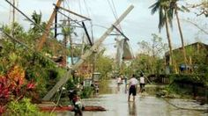 Typhoon Nock-Ten kills four in the Philippines