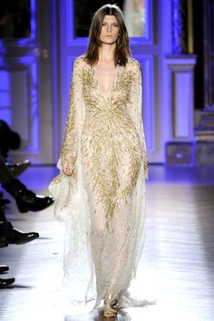 Paris Fashion Week - Zuhair Murad Haute Couture (Primavera-Verão 2012) 9