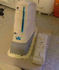 How-To: Make A Wii Cake You Can Actually Eat