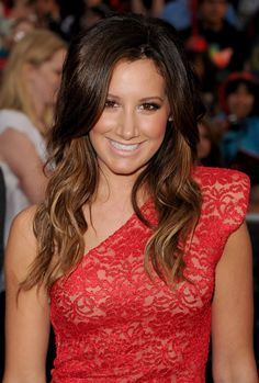 We loved Ashley Tisdale as a brunette back in 2011 | Click Through To See Ashely Tisdale's Hair Evolution