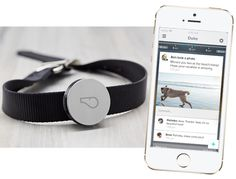 Shop for Whistle 3 GPS Pet Tracker & Activity Monitor. It's an on-collar device that lets you locate your pet and track their activity on your phone. Dog Gifts, Gifts For Dad, Christmas Gifts For Pet Lovers, Activity Monitor, Cool Tech Gifts, Dog Activities, Daily Activities, Wearable Technology, Wearable Device