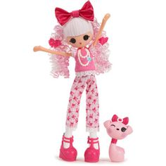 Suzette La Sweet Lalaloopsy Girl