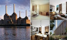 Inside Battersea Power station's penthouses ahead of sales launch #DailyMail