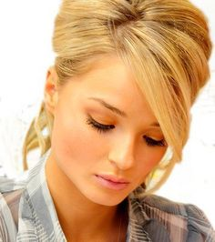 Her hair and makeup, and everything. I love Emma Rigby!
