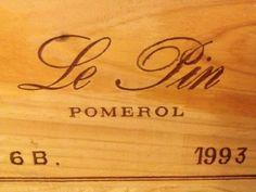 chateau le pin | Château Le Pin 1993 (6er OHK, Rarität), Pomerol, 90 PP. in Zürich ...