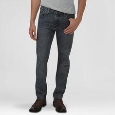 Dickies Men's Slim Fit Straight Leg 5-Pocket Pants Gray 32X32