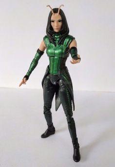 Marvel Legends MANTIS Build A Figure Complete Guardians of the Galaxy Vol 2 W2