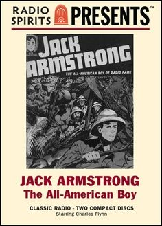 jack armstrong all american boy - Google Search