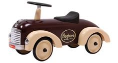 Potkuauto Speedster Chocolat Baghera