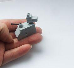 "Lego K-9 | 15 Fantastically Imaginative ""Doctor Who"" Creations"