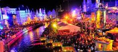 Gentse Feesten in Ghent, July 14-23