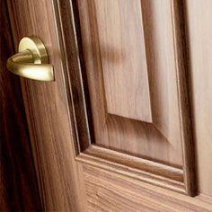 Bedroom Door Design, Door Design Interior, Wood Entry Doors, Wooden Doors, Timber Mouldings, Wooden Main Door Design, Woodworking Table Saw, Doors And Floors, Classic Doors