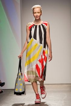 Marimekko Ready To Wear Spring Summer 2013 New York - NOWFASHION