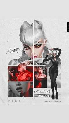 Lol League Of Legends, League Of Legends Poster, Evelynn League Of Legends, League Of Legends Characters, Evelyn Lol, Female Character Concept, Character Design, Ahri Wallpaper, League Of Legends Personajes