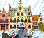 Het beeld van Zeeland in de jeugdliteratuur Delft, Holland, Advent Calendar, Dutch, Posters, Paintings, Holiday Decor, The Nederlands, Dutch Language