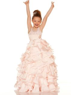 104.49$  Buy now - http://alixfo.worldwells.pw/go.php?t=32754667295 - 2017 New Ball Gown First Communion Dresses for Girls Sleeveless Mother Daughter Gowns Ankle-Length Communion Dresses