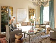 Amazing Traditional Living Room Designs