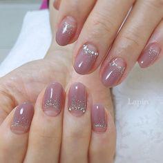 Nail Polish Designs, Nail Polish Colors, Nail Art Designs, Japanese Nail Design, Japanese Nails, Elegant Nail Designs, Elegant Nails, Penguin Nails, Uñas Fashion