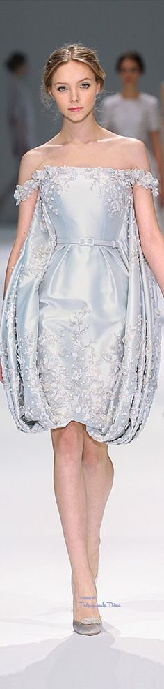 Ralph & Russo Spring 2015 Couture ♔THD♔