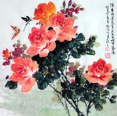 Rose,69cm x 69cm(27〃 x 27〃),2418002-z