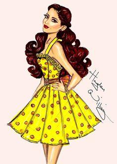 Ariana Grande by Hayden Williams