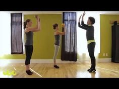 Pilates Arm Weight Series - YouTube