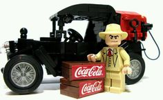 LEGO Coca Cola Gangster ----  Looking for FUN new MINECRAFT TOYS?!?!?!  Check out http://minecrafttoystore.com/ !!!