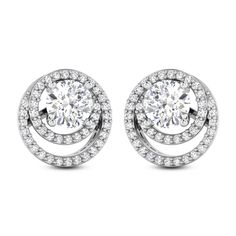 Hamisi Solitaire Earring