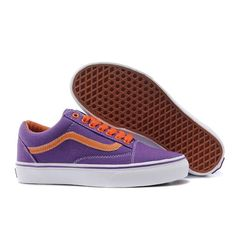 fe4f8b93a8 Vans Old Skool Shoes Womens Classic Canvas Sneakers Purple Girlhood