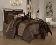 Kardashian Kollection Home Comforter Set - Desert Dreams - Bed & Bath - Decorative Bedding - Bedding Collections Queen Comforter Sets, Bedding Sets, Kardashian Home, Kourtney Kardashian, Dreams Beds, Kardashian Kollection, Celebrity Houses, Beautiful Bedrooms, Awesome Bedrooms