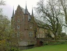 Kasteel Gemert, de voorburcht. Noord Brabant