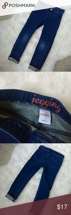 Gymboree • Jegging Kids Jean distressed legging. Gymboree Bottoms