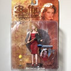 Diamond Select Toys - Buffy the Vampire Slayer Figure - Diamond Select Toys Exclusive - Glory. Limited Signed Edition 220/500.