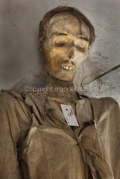 Capuchin Catacombs of Palermo, Sicily, Italy | Manuel Cohen