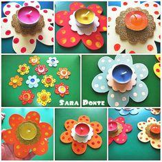 Dia da mãe Mather Day, Mother's Day Projects, Diy And Crafts, Arts And Crafts, Paper Gift Bags, Mothers Day Crafts, Spring Crafts, Craft Kits, Toddler Crafts