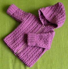 Kolorowe szaleństwo: Robótki na drutach Knitting For Kids, Baby Knitting Patterns, Baby Patterns, Baby Knits, Baby Sweaters, Children, Fashion, Irish Language, Young Children