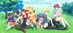 #DigimonSavers #Masaru #Agumon #Yoshino #Lalamon #Thoma #Gaomon #Keenan #Falcomon