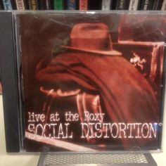 Social Distortion - Live at the Roxy  Love IT!