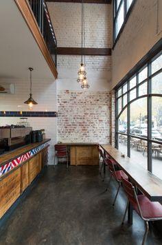 The Deli Counter in Melbourne / studio Y (photo by Ashley Feldman)