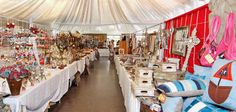 The South Coast Christmas Market, in Kwa-Zulu Natal, is jam-packed with stunning red and green goodies!