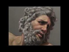Laocoon - Pastel pencil on Yi-cai Sanded paper. 2017 - YouTube