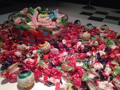 #Candy #bar #halloween #fiesta #terror #chuches