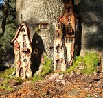 fairy house, would be so cute for the kids and for their little immaginations :)