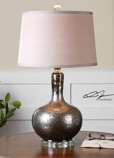 Uttermost Cancello Blue Glaze Lamp | Glaze, Rustic mirrors and ... on grey walls with fireplace, grey walls with design, grey walls with wood furniture, grey walls with art ideas,