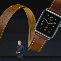Hot: The Apple Watch Is Getting a Whole Lot Chicer Thanks to Hermès