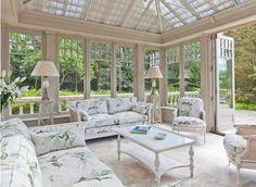 Orangery Interior Furniture example