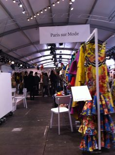 Paris sur mode